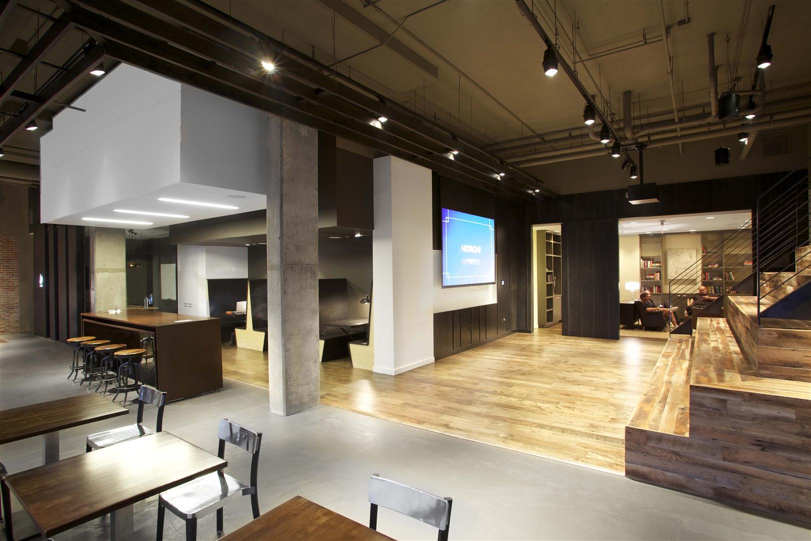 Inside Dropbox's San Francisco Headquarters 1