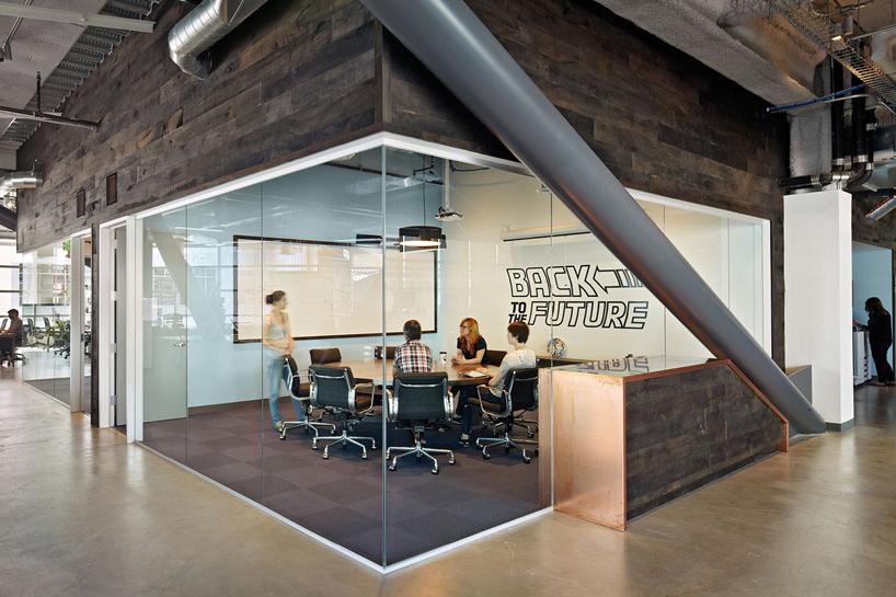 Inside Dropbox's San Francisco Headquarters 3