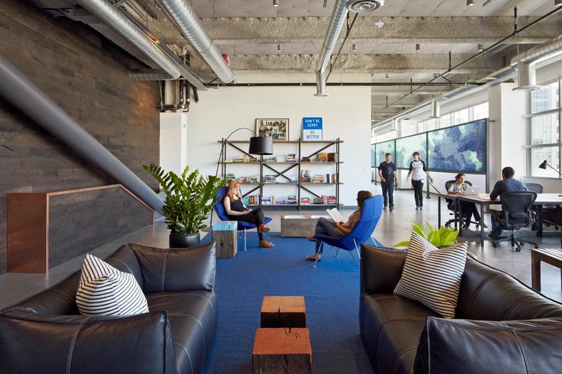 Inside Dropbox's San Francisco Headquarters 4