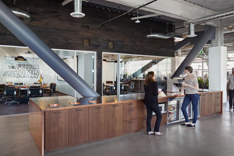 Inside Dropbox's San Francisco Headquarters 6