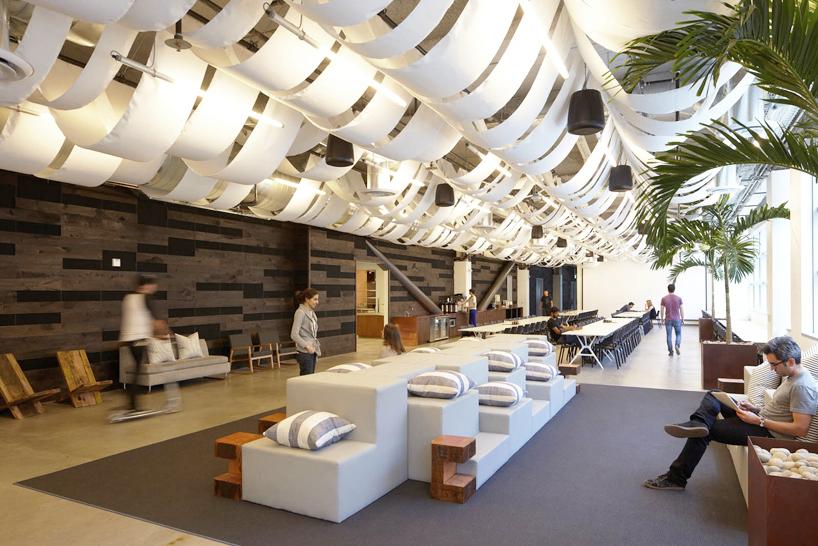 Inside Dropbox's San Francisco Headquarters 7