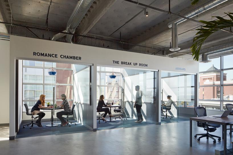 Inside Dropbox's San Francisco Headquarters 11