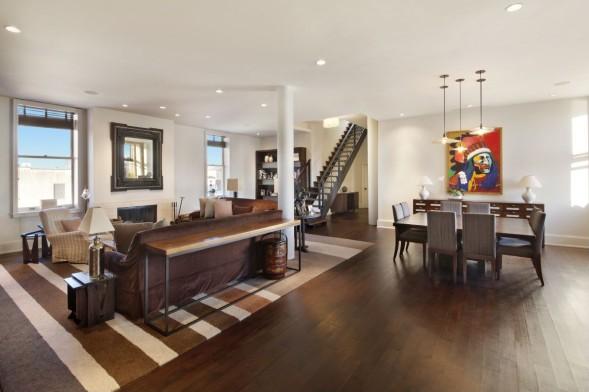 Inside Jon Bon Jovi's Penthouse in Manhattan 8