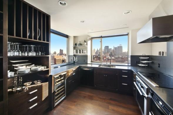 Inside Jon Bon Jovi's Penthouse in Manhattan 7