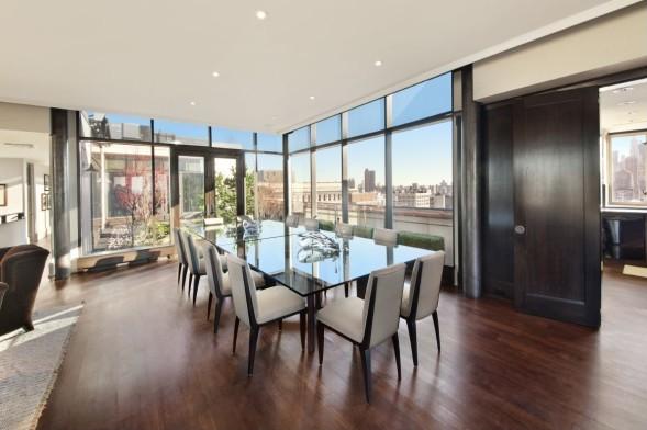 Inside Jon Bon Jovi's Penthouse in Manhattan 6