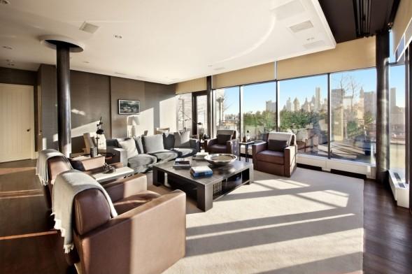 Inside Jon Bon Jovi's Penthouse in Manhattan 5
