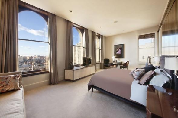 Inside Jon Bon Jovi's Penthouse in Manhattan 2