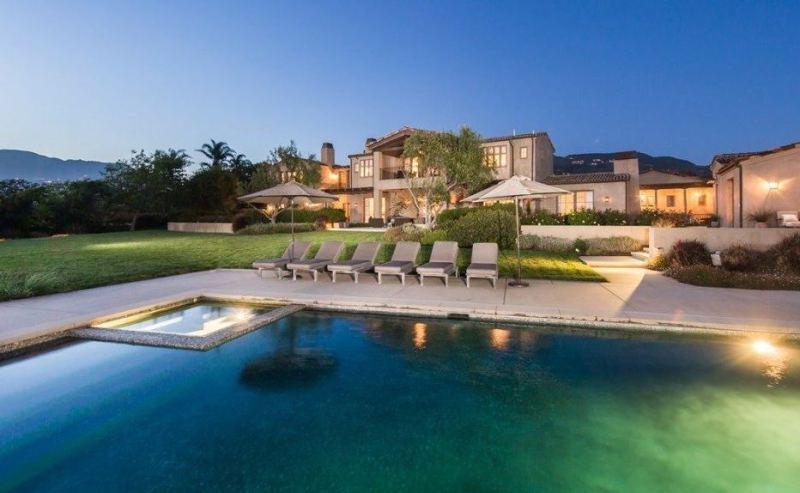 Lady Gaga's Neues $23 Millionen Dollar Anwesen  in Malibu 6