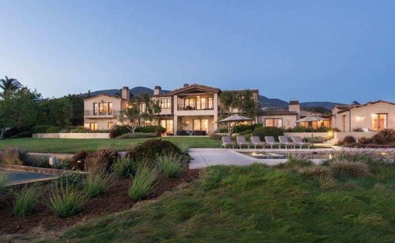 Lady Gaga's Neues $23 Millionen Dollar Anwesen  in Malibu 9