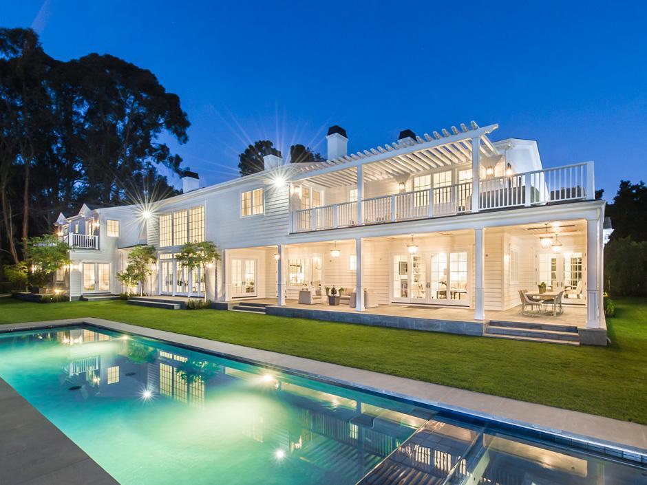 Inside Michael Strahan's $17 Million LA Mansion | MR.GOODLIFE