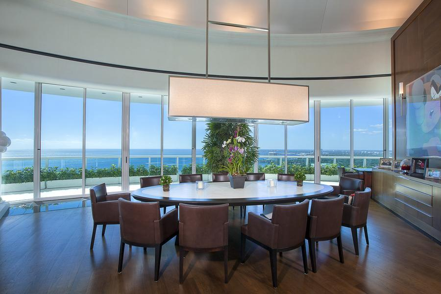 f299b57244268 Inside Pharrell Williams   16.8 Million Miami Penthouse
