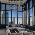Innerhalb der $25K Dom Pérignon Suite im New York Palace