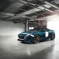 Jaguar about to build F-Type Project 7