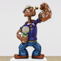 Jeff Koons Popey sold at Sotheby's Auction for $28 Million