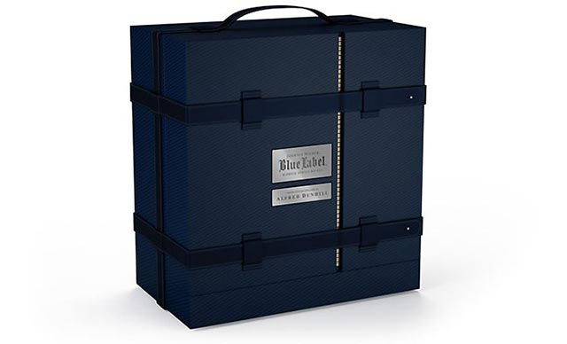 Johnnie Walker and Alfred Dunhill: Limited Edition Trunk 3