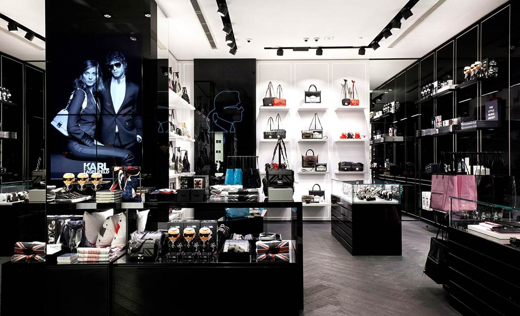 Karl Lagerfeld Comes to Middle East 2