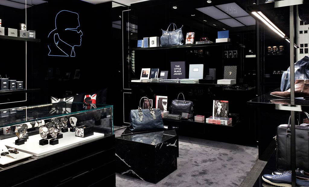 Karl Lagerfeld Comes to Middle East 3