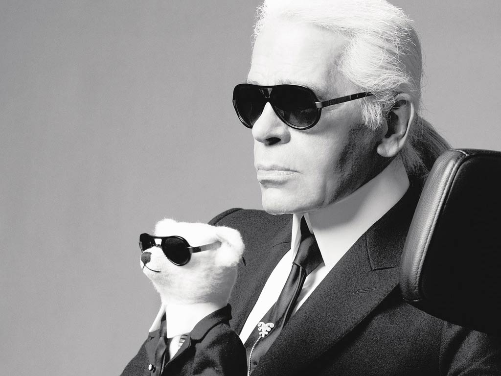 Karl Lagerfeld Comes to Middle East 1