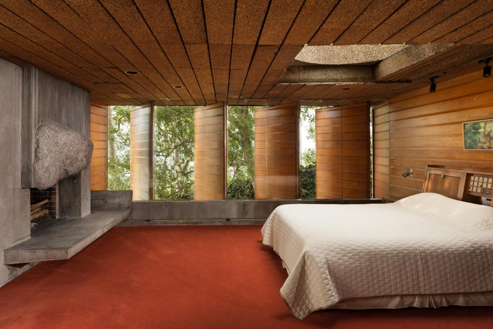 L.A. Silvertop House Designed by John Lautner for Sale 5