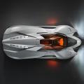 Das Konzept des Lamborghini Egoista