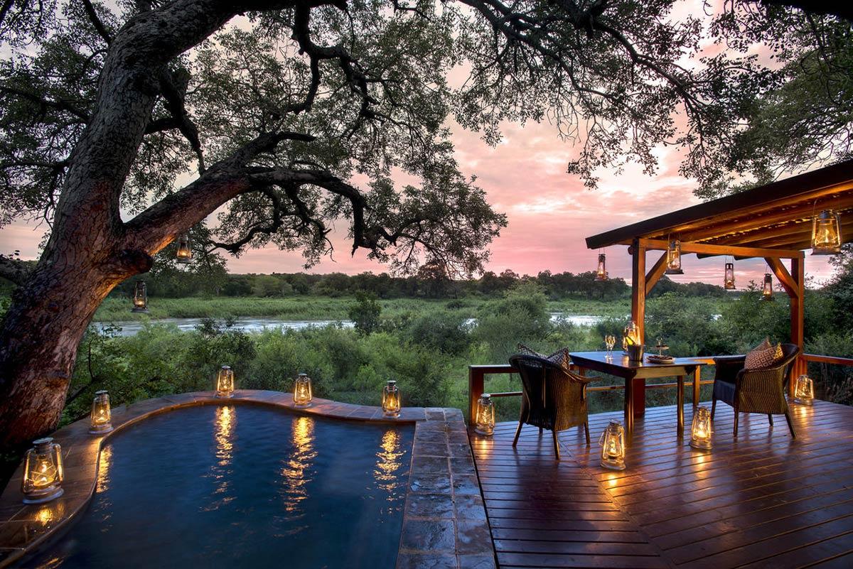 Lion Sands Game Reserve in Südafrika 7
