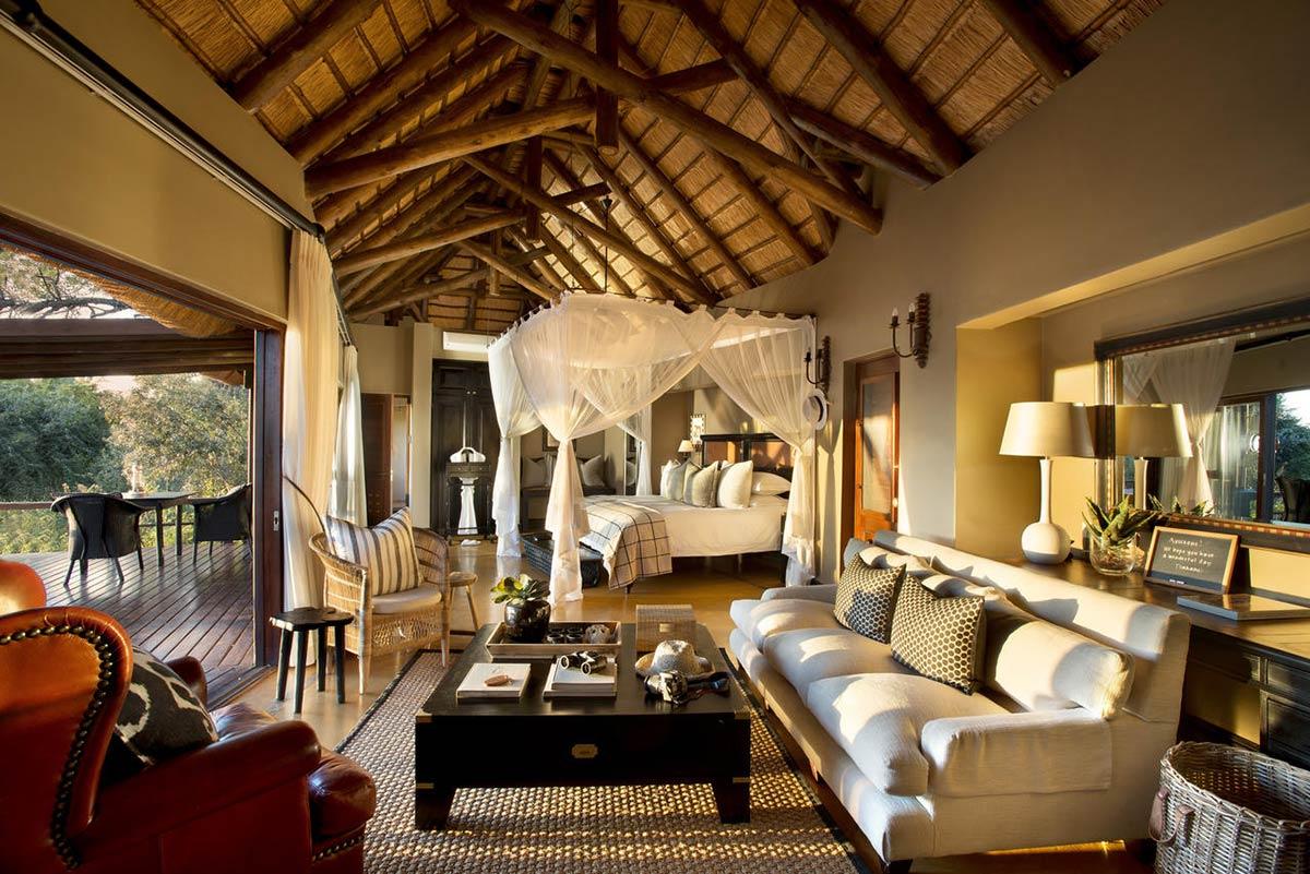 Lion Sands Game Reserve in Südafrika 12