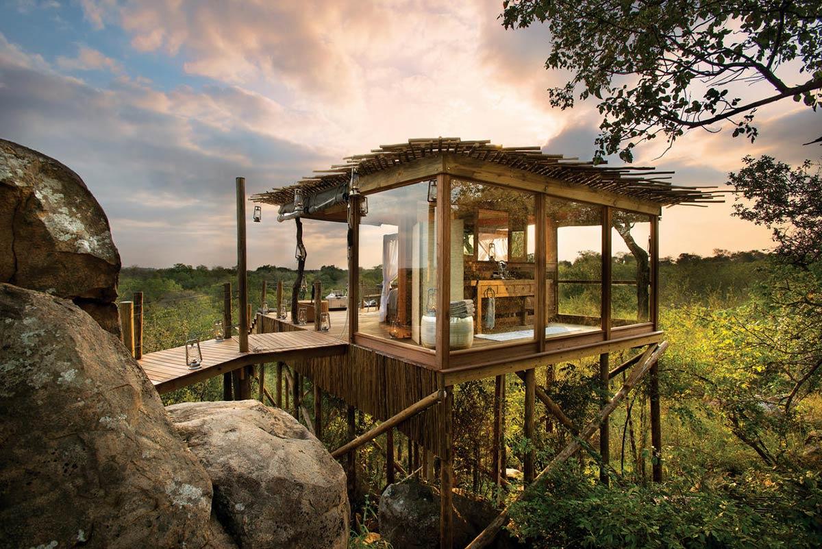Lion Sands Game Reserve in Südafrika 15