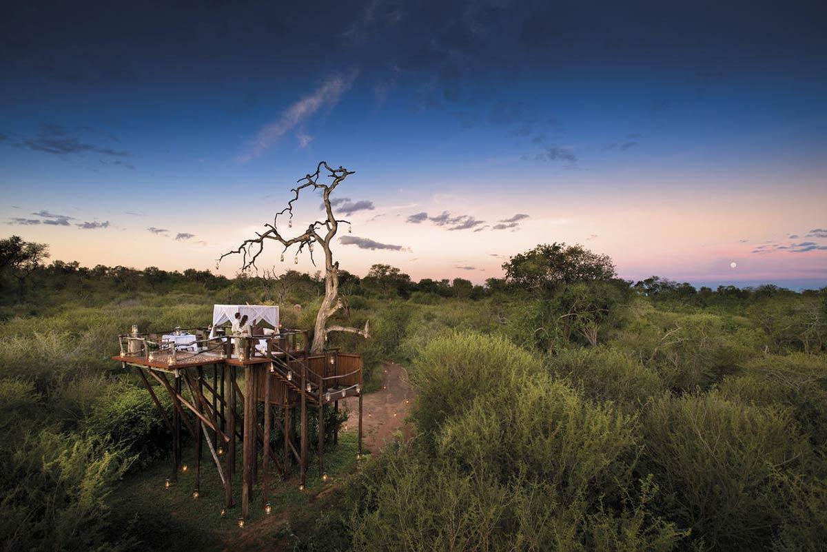 Lion Sands Game Reserve in Südafrika 16