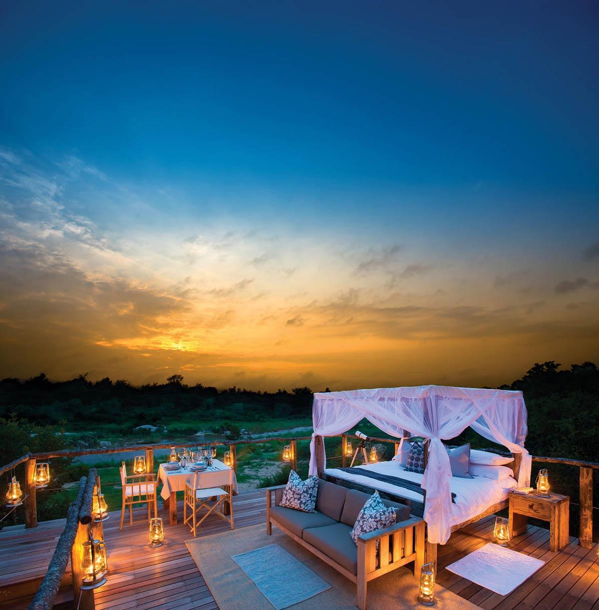 Lion Sands Game Reserve in Südafrika 17