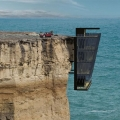 Living on the Edge: The Cliff House by Modscape