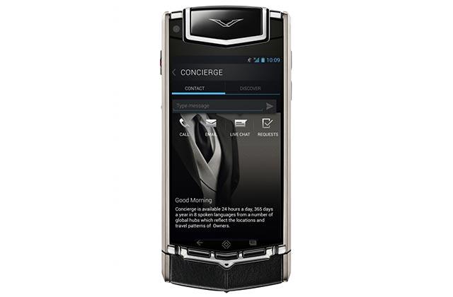 Stunning Luxury Smartphone by Vertu Ti 1