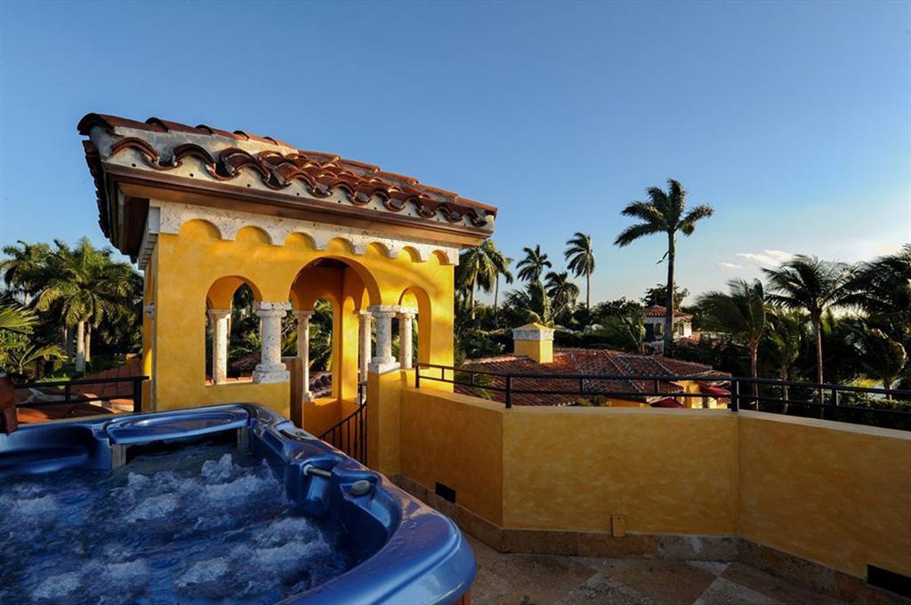 """Luxus Anwesen  """"Villa Jasmine"""" am Ufer von Miami Beach 3"""