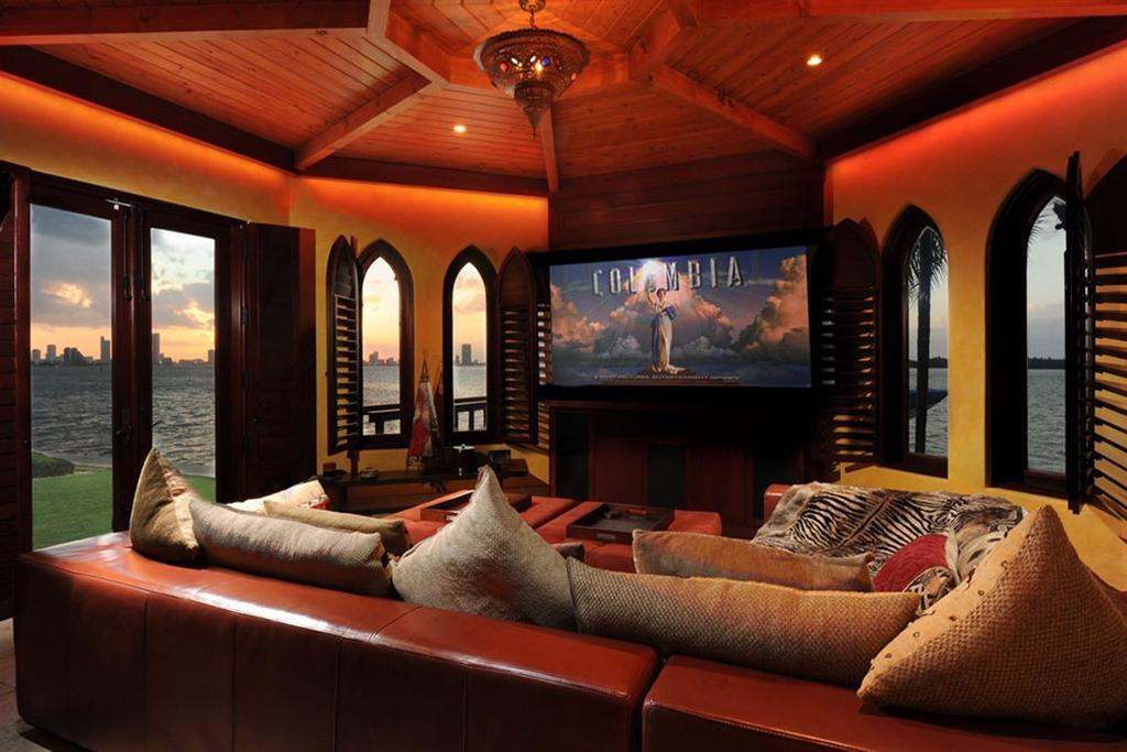 """Luxus Anwesen  """"Villa Jasmine"""" am Ufer von Miami Beach 6"""