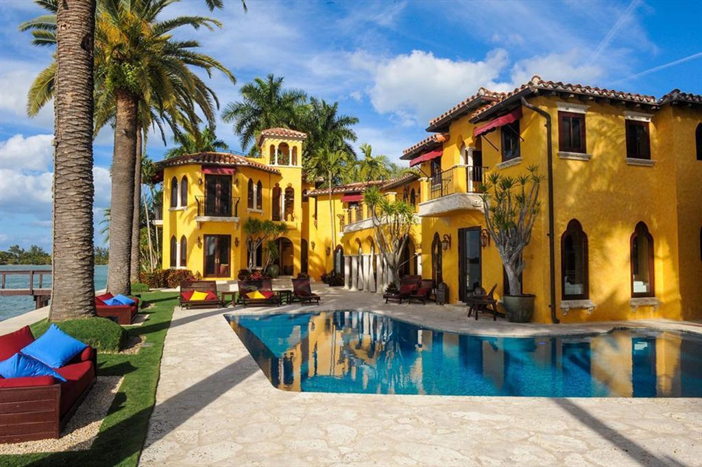 """Luxus Anwesen  """"Villa Jasmine"""" am Ufer von Miami Beach 16"""
