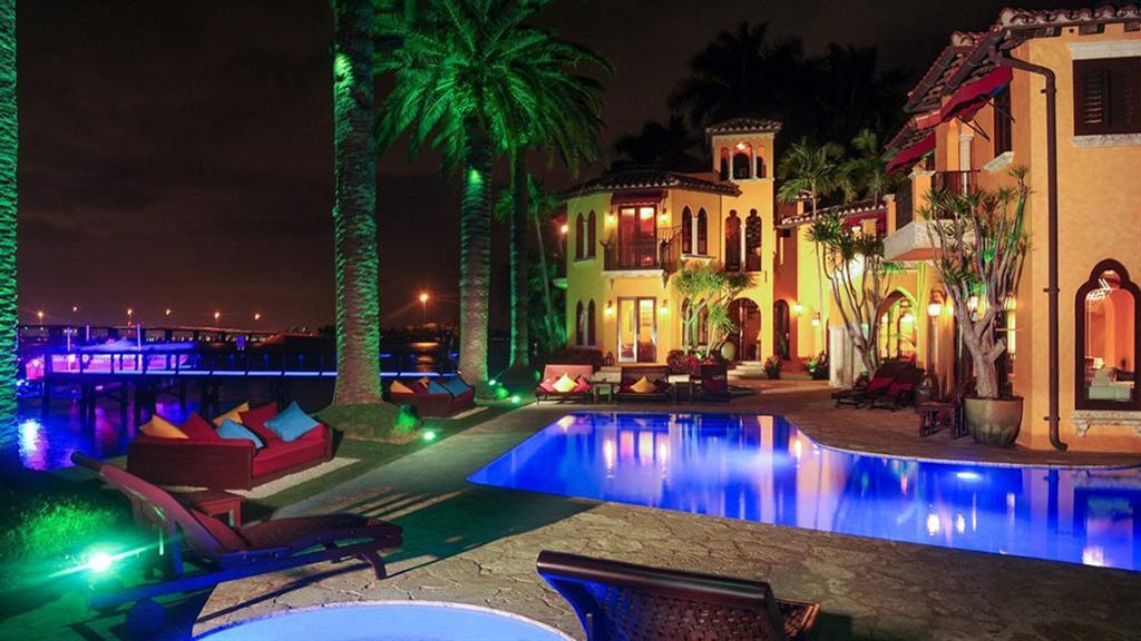 """Luxus Anwesen  """"Villa Jasmine"""" am Ufer von Miami Beach 17"""