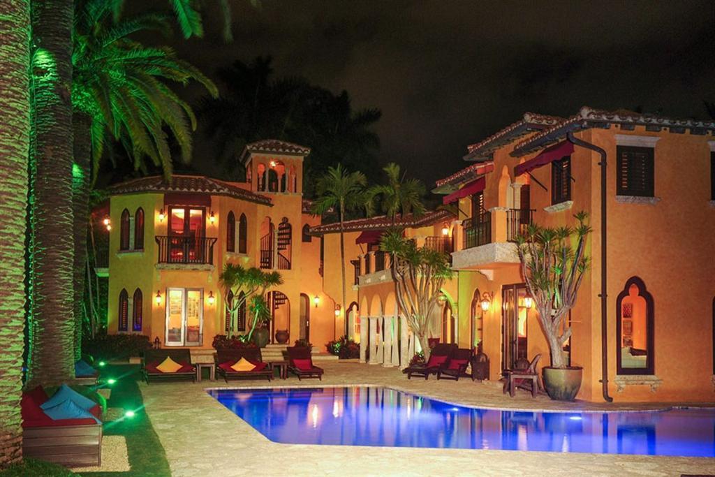 Luxury Waterfront Miami Beach Mansion Villa Jasmine Mr Goodlife