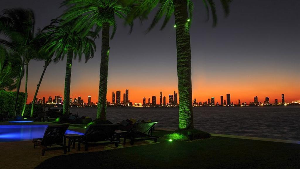 """Luxus Anwesen  """"Villa Jasmine"""" am Ufer von Miami Beach 20"""