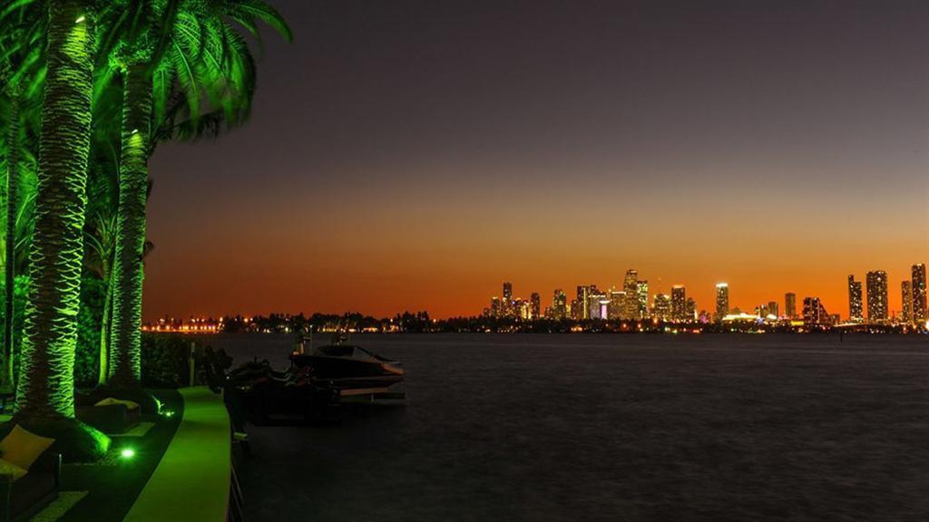 """Luxus Anwesen  """"Villa Jasmine"""" am Ufer von Miami Beach 21"""