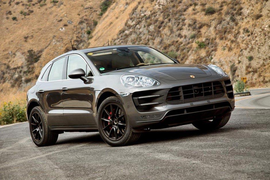Der brandeue Porsche SUV: Macan 5