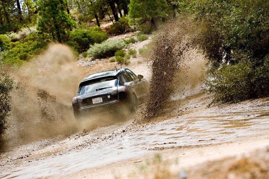 Der brandeue Porsche SUV: Macan 6