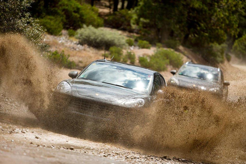 Der brandeue Porsche SUV: Macan 7