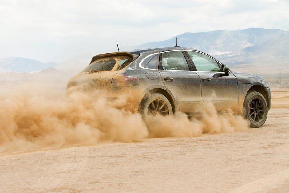 Der brandeue Porsche SUV: Macan 9