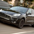 The brand new Porsce SUV: Macan
