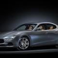 Maserati Unveils Ghibli Ermenegildo Zegna Edition