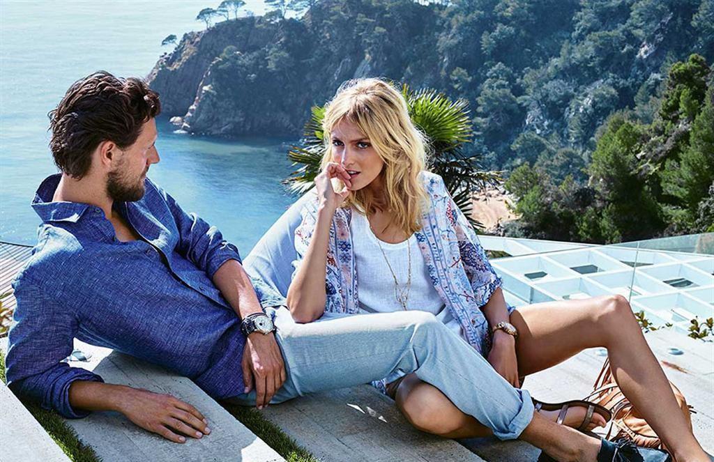 039b75b5ac ... Massimo Dutti Spring Getaway 2015 Campaign 4 ...