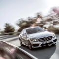 Mercedes-Benz 2015 C-Klasseenthüllt