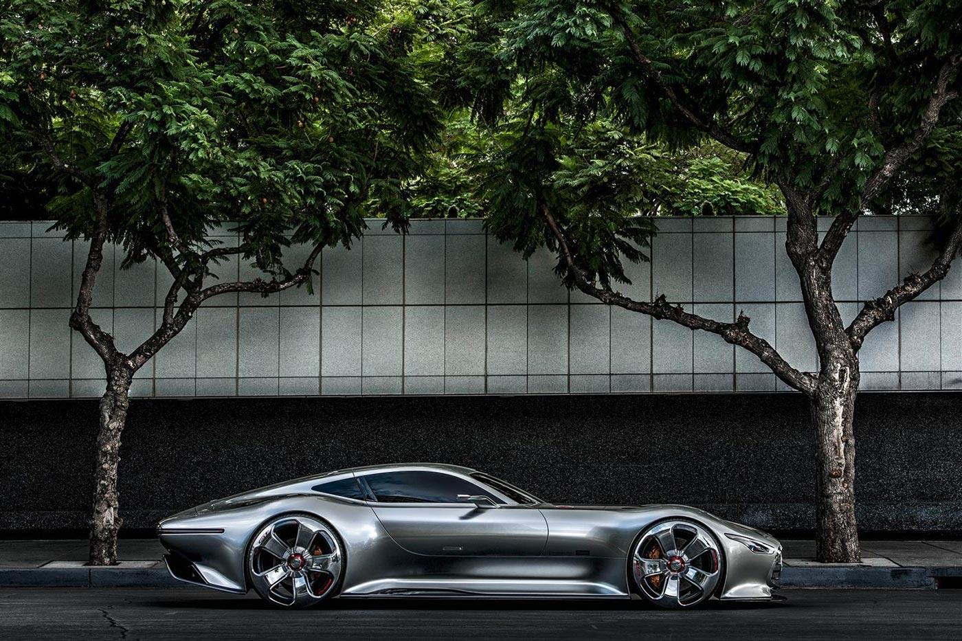 Mercedes-Benz presents AMG Vision Gran Turismo 2