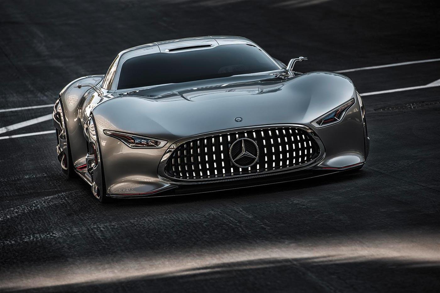 Mercedes-Benz presents AMG Vision Gran Turismo 3