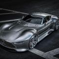 Mercedes-Benz präsentiert AMG Vision Gran Turismo