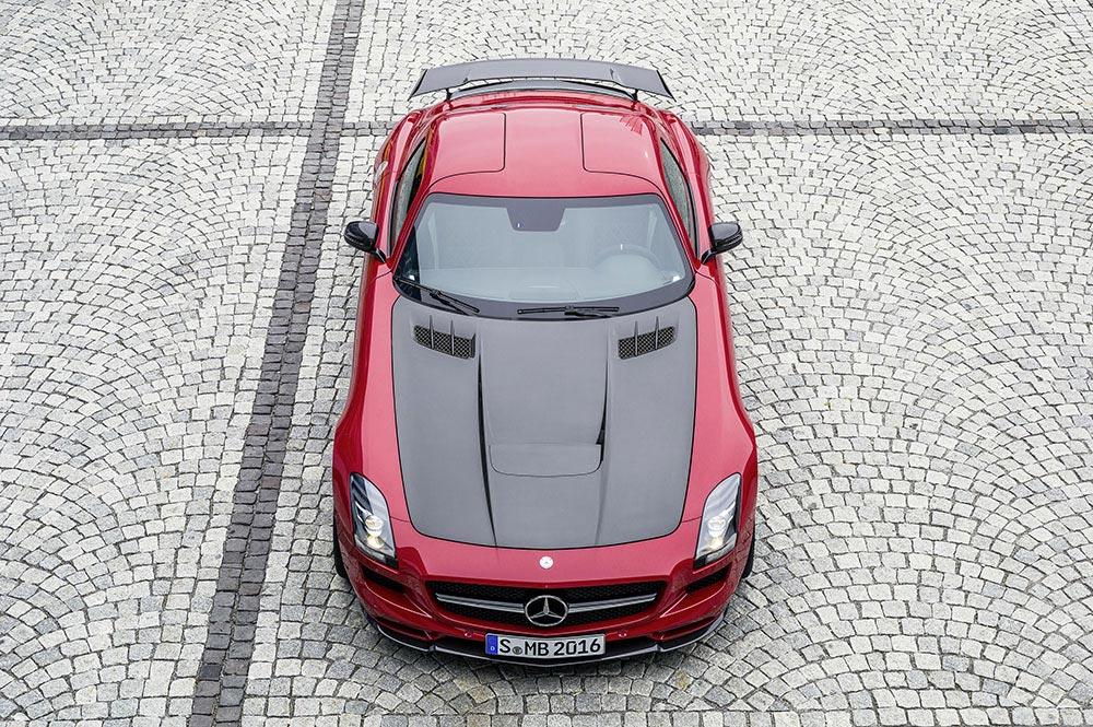 Die Mercedes-Benz SLS AMG GT Final Edition 4
